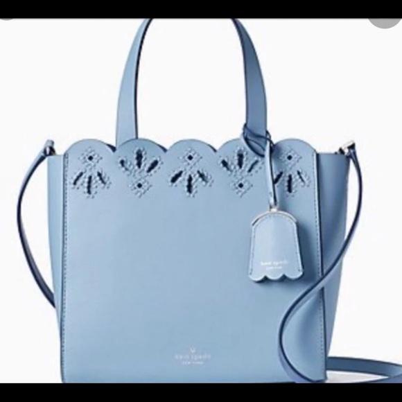 kate spade Handbags - Kate Spade Magnolia Street Eyelet Mini Mina Bag
